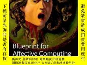 二手書博民逛書店A罕見Blueprint For Affective Compu