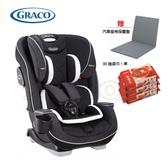 GRACO 0-12歲長效型嬰幼童汽車安全座椅 SLIMFIT LX (酷黑宇宙) 【送 Aprica汽座保護墊+80抽濕巾1串】