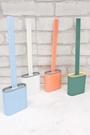 現貨-清潔零死角 軟膠馬桶刷 馬桶刷子