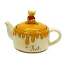 【震撼精品百貨】Winnie the Pooh 小熊維尼~ 陶瓷茶壺(450ML) *25485