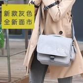 相機包單反單肩可愛微單便攜女70D700D80D750D200DM6等適用 安妮塔小舖