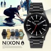 【人文行旅】NIXON | A450-005 THE Sentry 38 SS