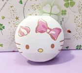 【震撼精品百貨】Hello Kitty 凱蒂貓~HELLO KITTY螢幕擦附便條-白色
