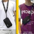 手機包 街頭風小掛包證件蹦迪包斜背手機包嘻哈潮流男女胸包錢包迷你零 夏季狂歡