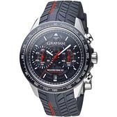 GRAHAM格林漢Silverstone RS Supersprint腕錶  2STBC.B05A.K99F