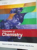 【書寶二手書T1/大學理工醫_ZBW】Principles of chemistry_Steve S.Zumdah