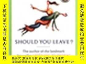 二手書博民逛書店Should罕見You Leave?Y364682 Peter D. Kramer Penguin (non-
