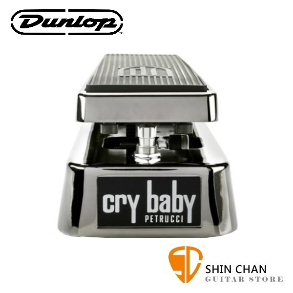 Dunlop JP95 哇哇效果器 John Petrucci 簽名款【Dunlop Cry Baby Wah Pedal】