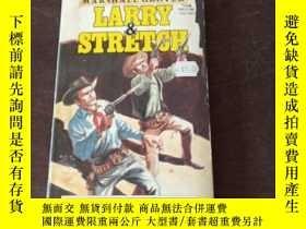 二手書博民逛書店CONWAY S罕見CHRONICLE:A larry & stretch westernY271942 MA