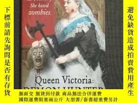 二手書博民逛書店Queen罕見Victoria:DEMON HUNTER 維多利