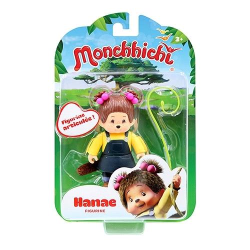 《 Monchhichi 夢奇奇 》人偶公仔 - 花花 Hanae ╭★ JOYBUS玩具百貨