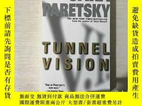 二手書博民逛書店TUNNEL罕見VISION 隧道視覺 (英文原版)Y19992