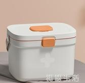 babycare藥箱家用醫藥箱醫護收納盒大容量多層家庭裝應急救箱 初語生活