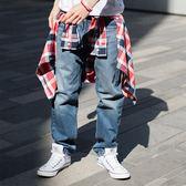 [買1送1]Levis 男款 牛仔褲 / 502™錐形褲