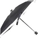 KARL LAGERFELD K/IKONIK 卡爾 老佛爺頭像折疊傘(黑色) 1940579-01