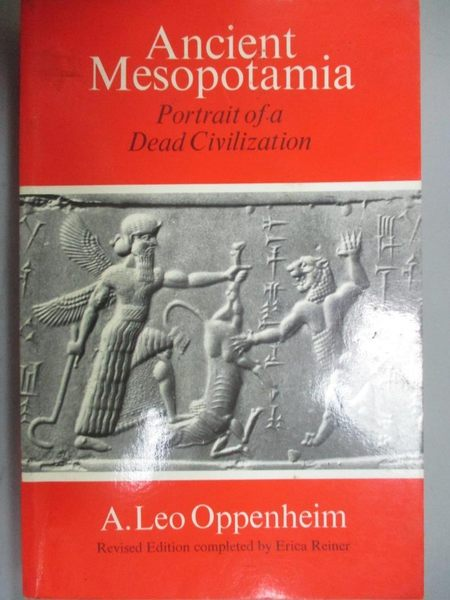 【書寶二手書T1/歷史_GBO】Ancient Mesopotamia: Portrait of a Dead Civilization