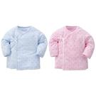 Baby City 娃娃城 天絲棉長袖肚衣-點點(藍色/粉色)BB80011104[衛立兒生活館]