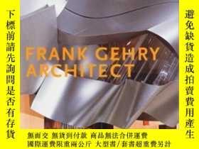 二手書博民逛書店Frank罕見Gehry, Architect (guggenheim Museum Publications)奇