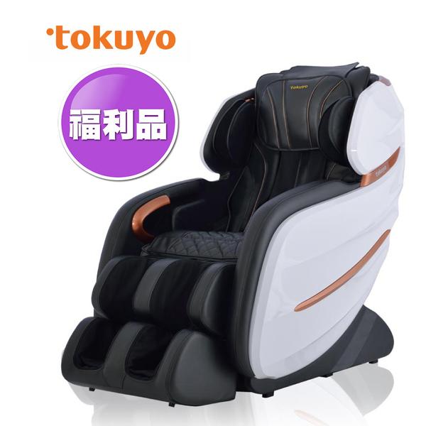 【門市9成新福利機限量↘+贈點高額送】 tokuyo 豪美椅 SS-Beauty 按摩椅 TC-679