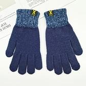 特賣促銷 盛琦手套男士冬天毛線加厚保暖冬季韓版針織開車騎電動車五指觸屏