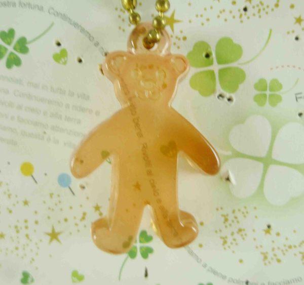 【震撼精品百貨】泰迪熊_Teddy Bear~造型鎖圈-咖啡(全身)