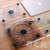 超靜音電腦cpu風扇靜音筆記本電腦風扇散熱底座xx6302【野之旅】TW