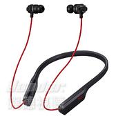 【曜德★預購中★送收納袋】JVC HA-FX33XBT 黑紅色 重低音 無線藍芽 頸掛型 耳道式耳機 有線控