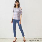 東京著衣-PrivateBeach-舒適彈力窄管丹寧褲-S.M.L.XL(5190008)
