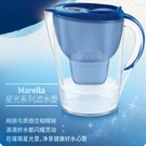 過濾水壺M3.5L廚房凈水器過濾芯自來水家用凈水壺 果果輕時尚