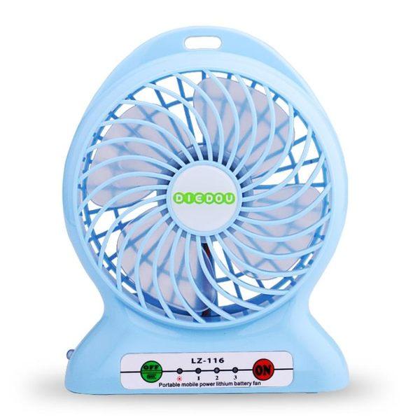 USB風扇迷你小電風扇便攜桌面辦公室宿舍學生床上隨身電扇【夏季狂歡八八折搶購】