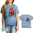 【摩達客】(預購)美國進口The Mountain 小火龍 純棉環保藝術中性短袖T恤
