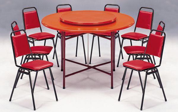 HY-770-14  FRP圓餐桌-2.5尺-轉盤-不含餐桌-單台