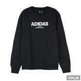 Adidas 男 ESS ALLCAP CREW 愛迪達 圓領T(長)- CZ9075