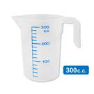 力銘量杯300cc 刻度量杯 透明量杯 烘培 尖嘴塑膠量杯 【台灣製】