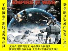 二手書博民逛書店Star罕見Wars Empire at War (Prima