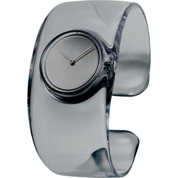 ISSEY MIYAKE 三宅一生 O系列 清透時尚手錶-33mm VJ20-0100SD(SILAW002Y)