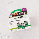 Fujifilm 200度 FUJICOLOR彩色負片 3入裝- Norns 相機底片 日本富士