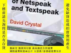 二手書博民逛書店A罕見Glossary Of Netspeak And TextspeakY256260 Crystal, D