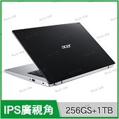 宏碁 acer A514-54G 黑 256G SSD+1TB競速特仕版【i5 1135G7/14吋/MX350/FHD/IPS/intel/筆電/Win10/Buy3c奇展】Aspire 5