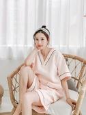 安然納米大碼汗蒸服女款100%純棉浴服情侶全棉華夫格男桑拿服套裝 英雄聯盟