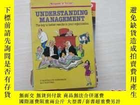 二手書博民逛書店Understanding罕見Management:The Ke