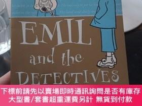二手書博民逛書店Emil罕見And The Detectives (Red Fox Classic)Y18910 :Erich