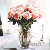 單支仿真玫瑰花假花套裝