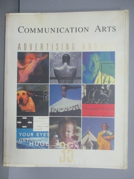 【書寶二手書T1/設計_PPM】Communication Art_253期_Advertising Annual