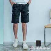 8口袋【OBIYUAN】工裝短褲 迷彩 戰術 休閒短褲 共1色【P6607】