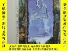 二手書博民逛書店City罕見of beastsY85718 Isabel All