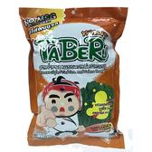 TaBeRu厚切海苔-BBQ味40g【愛買】