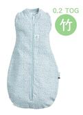 澳洲 ergoPouch二合一舒眠包巾竹纖維-沖繩藍 (0.2tog薄款)