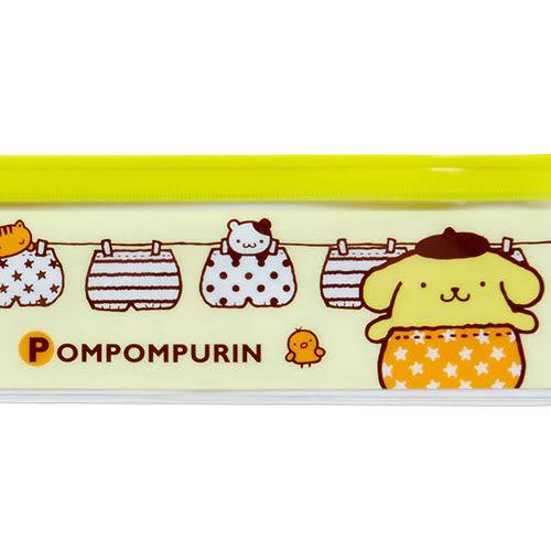 【震撼精品百貨】Pom Pom Purin 布丁狗~《Sanrio》布丁狗星星南瓜褲系列好攜帶牙刷膏組
