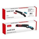 [哈GAME族]滿399免運費 可刷卡●適用所有NS射擊遊戲●iPlay NS HBS-122 體感遊戲槍 joy-con控制握把